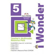 i Wonder 5 - Teacher's Multimedia Resource Pack A2 - Elementary
