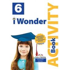i Wonder 6 - Activity Book with Digibook App