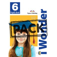 i Wonder 6 - Pupil's Book with ieBook