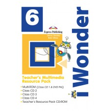 i Wonder 6 - Teacher's Multimedia Resource Pack