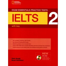 Exam Essential Practice Tests IELTS 2 - (Academic) -  with Key and DVD-ROM