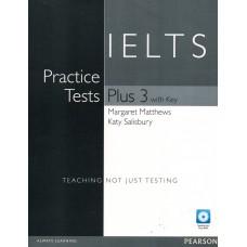 IELTS Practice Tests Plus 3 Pack