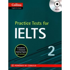 Collins IELTS 2 Practice Tests - (Academic) - with answers and MP3 CD
