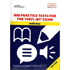 TOEFL - MM Practice Tests for the Toefl iBT Exam with Key and DVD-ROM