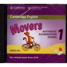 Cambridge English Movers 1 Audio Cd