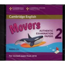 Cambridge English Movers 2 Audio Cd
