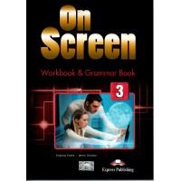 On Screen 3 Workbook & Grammar - Pre-Intermediate B1