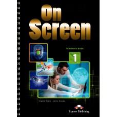 On Screen 1 Teacher's Book - Beginner - A1/A2