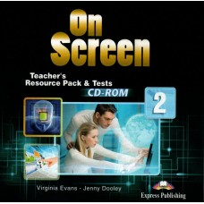 On Screen 2 Teacher's Resource Pack & Tests CD-ROM (Elementary A2/A2+)