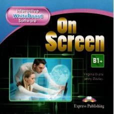 On Screen B1+ Interactive Whiteboard Software (Intermediate) - SOFT INTERACTIV