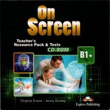 On Screen B1+ Teacher's Resource Pack & Tests CD-ROM ( Intermediate )