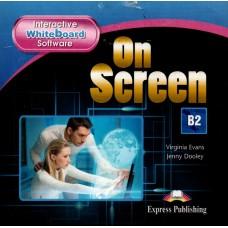 On Screen B2 Interactive Whiteboard Software (FCE - First Certificate ) - SOFT INTERACTIV
