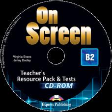 On Screen B2 Teacher's Resource Pack & Tests CD-ROM ( FCE - First Certificate )