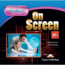 On Screen B2+ Interactive Whiteboard Software (Upper-Intermediate) - SOFT INTERACTIV