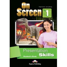 On Screen 1 Presentation Skills Student's Book - Beginner - A1/A2