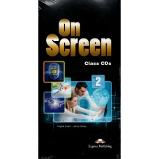 On Screen 2 Class CDs Elementary A2/A2+