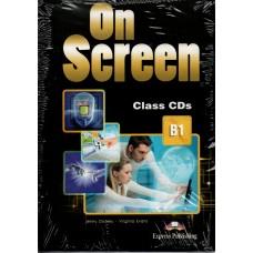 On Screen B1 Class CDs (PET)
