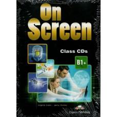 On Screen B1+ Class CDs Intermediate