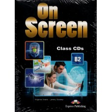 On Screen B2 Class CDs ( FCE - First Certificate )