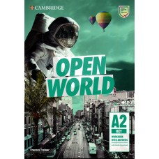 Open World A2 Key (KET) Workbook with Answers and Audio Downloadable
