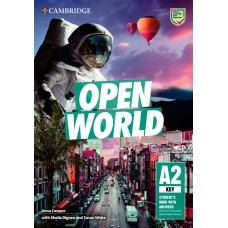 Open World A2 Key (KET) Student's Book with Answers