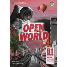 Open World Preliminary (PET) B1 Workbook with Answers and Audio Downloadable