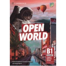 Open World Preliminary (PET) B1 Student's Book with Answers