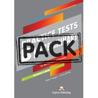 Practice Tests B1 Preliminary - Teacher's Book (with Digibooks App) for the Revised 2020 Exam