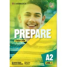 Prepare A2 Level 3  (KEY for Schools) - Student's Book