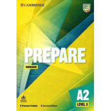 Prepare A2 Level 3 (KEY for Schools) - Workbook with Audio Download