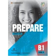 Prepare B1 Level 5 (PET - Preliminary for Schools) - Teacher's Book with e-Source Access Code