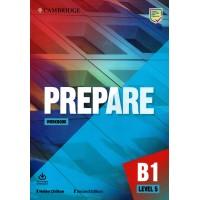 Prepare B1 Level 5 (PET - Preliminary for Schools) - Workbook with Audio Download
