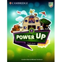 Power UP 1 Pupil's Book  (A1 - Starters)