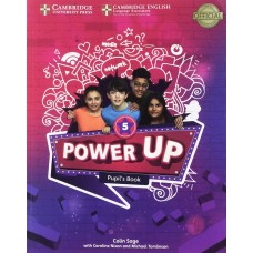 Power UP 5 Pupil's Book (A2 - Key for Schools)