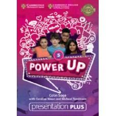 Power UP 5 Presentation Plus - SOFT INTERACTIV - (A2 - Key for Schools)