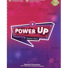 Power UP 5 Teacher's Book (A2 - Key for Schools)