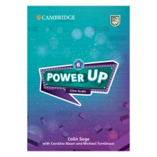 Power UP 6 Class Audio CDs (B1 - Preliminary for Schools)