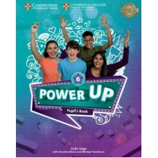 Power UP 6 Pupil's Book (B1 - Preliminary for Schools)