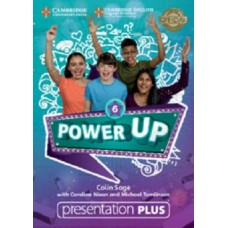 Power UP 6 Presentation Plus - SOFT INTERACTIV - (B1 - Preliminary for Schools)