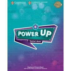 Power UP 6 Teacher's Book (B1 - Preliminary for Schools)