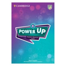 Power UP 6 Teacher's Resource Book with Online Audio (B1 - Preliminary for Schools)
