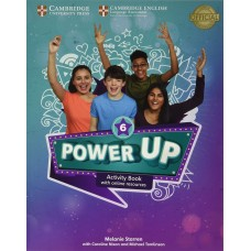 Power UP 6 Activity Book with Online Resources and Home Booklet (B1 - Preliminary for Schools)