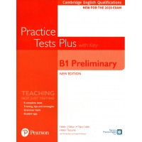 Practice Tests Plus B1 PRELIMINARY with key for the 2020 EXAM