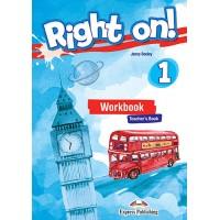 Right On ! 1 Workbook Teacher's Book - A1 Beginner