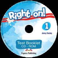 Right On ! 1 Test Booklet CD-ROM - A1 Beginner