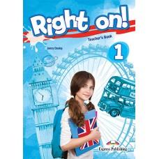Right On ! 1 Teacher's Book - A1 Beginner