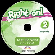 Right On ! 2 Test Booklet CD-ROM - A2 Elementary
