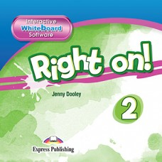 Right On ! 2 Interactive Whiteboard Software (A2 Elementary) - SOFT INTERACTIV