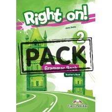 Right On ! 2 Grammar Teacher's Book - CEFR A2 Elementary