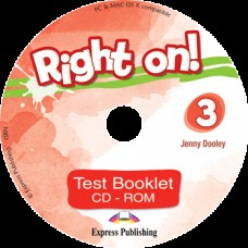 Right On ! 3 Test Booklet CD-ROM B1 - Pre-Intermadiate
